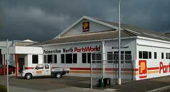 Palmerston North PartsWorld
