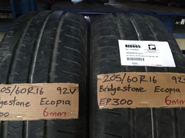All Makes All Models All Series 205/60R16 Tyre