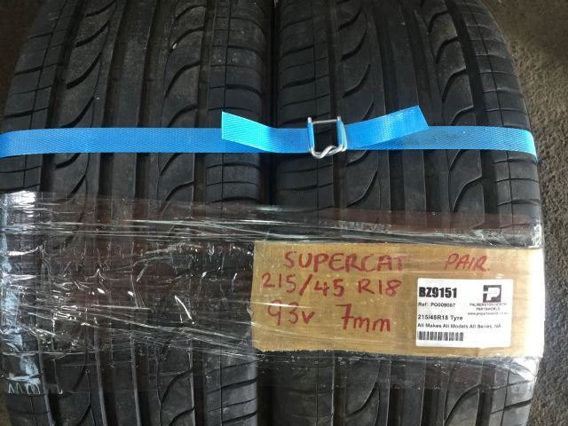 All Makes All Models All Series 215/45R18 Tyre