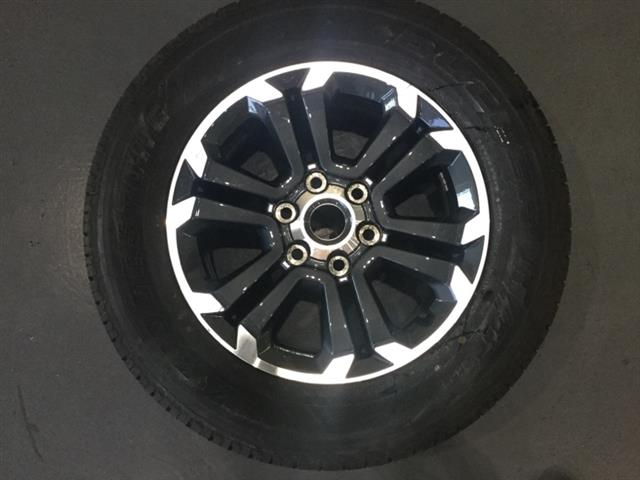 Mitsubishi L200/Triton KL 2019-on Mag Road Wheel